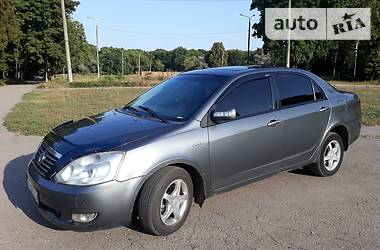 Geely FC max 2008