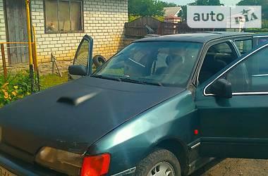 Ford Scorpio газ бензин 1988