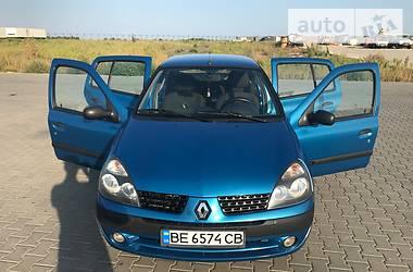 Renault Clio Symbol 2002