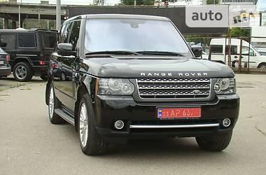 Land Rover Range Rover Autobiography 4.4D 2011