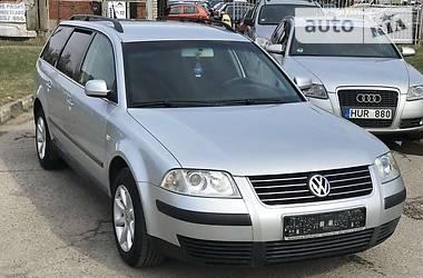 Volkswagen Passat B5 FL 2003
