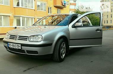 Volkswagen Golf IV EDITION 2001