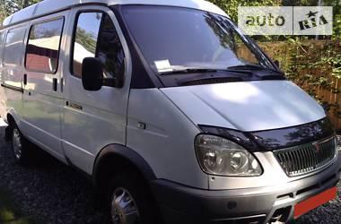ГАЗ 2705 Газель 2003