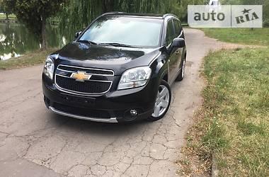 Chevrolet Orlando LT 2013