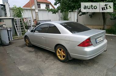 Honda Civic TURBO 2002