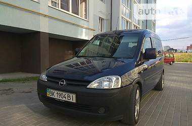 Opel Combo пасс. CNG 2009