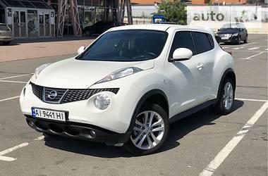 Nissan Juke 1.6 2014