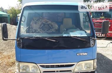 FAW 1031 2008