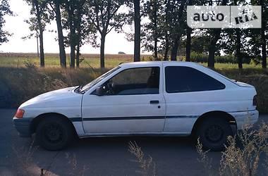 Ford Escort m5 1990