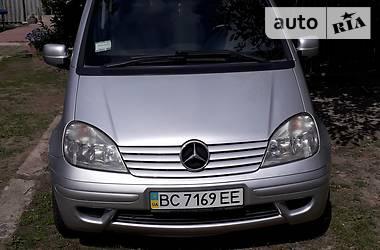 Mercedes-Benz Vaneo 2004