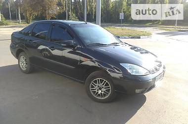 Ford Focus 1.8 16V 2002