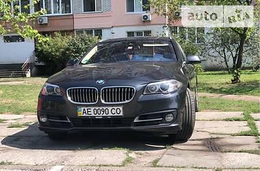 BMW 520 Xdrive 2013