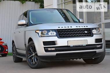 Land Rover Range Rover 3.0 VOGUE 2013