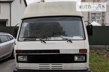 Volkswagen LT груз. 1989