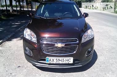 Chevrolet Tracker АWD 4*4 2014