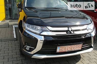 Mitsubishi Outlander Intense CVT 2017