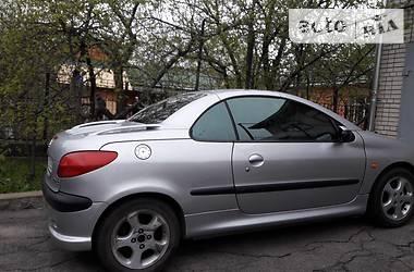 Peugeot 206 СС 2001
