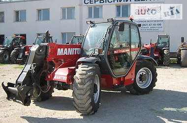Manitou MLT 731T 2005