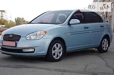 Hyundai Accent 1.5 crdi 2008