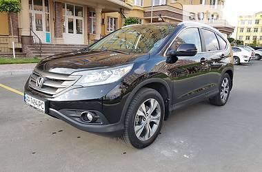 Honda CR-V Executive 2013