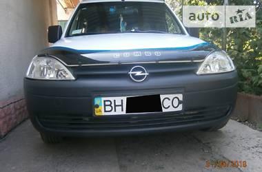 Opel Combo пасс. 1.7cdti 2006