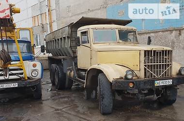 КрАЗ 256 1990