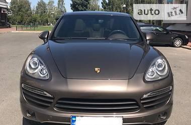 Porsche Cayenne 4.8 s 2013