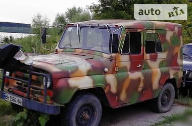 УАЗ 469 Металлическая крыша 1987