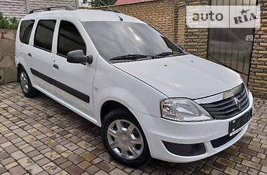 Renault Logan MCV 2012