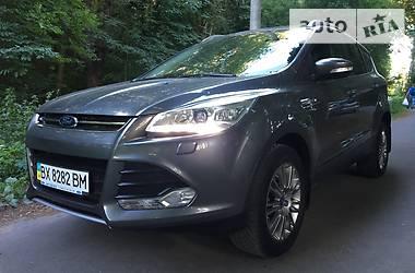 Ford Kuga TITANIUM 4-WD 2014