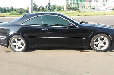 Mercedes-Benz CL 500 Lorinser 2002