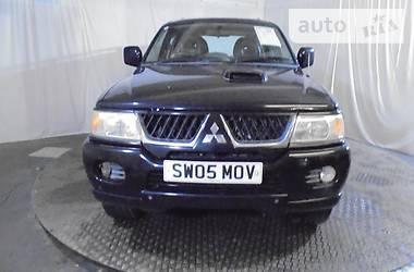 Mitsubishi Pajero Sport  2005