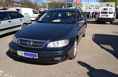Opel Omega Caravan 2003