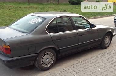 BMW 524 td E34 1990