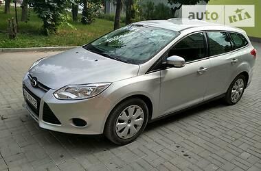 Ford Focus Дизель 1.6 85 KW., 2013