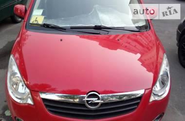 Opel Agila 2012
