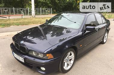 BMW 530 M pack 2001