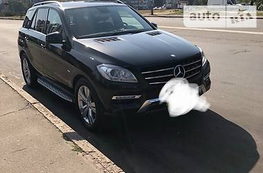 Mercedes-Benz ML 350 2012