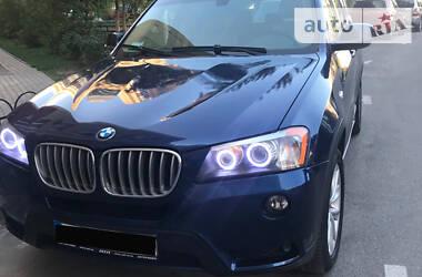 BMW X3 28i xDrive 2012