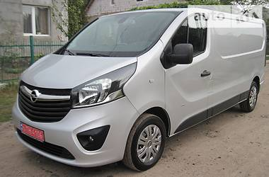 Opel Vivaro груз. 88 kw. Long. A/C. 2015