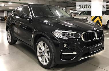 BMW X6 D xDrive Official 2017