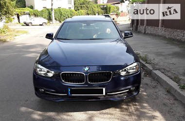 BMW 328 2.0 2016