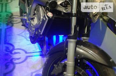 Yamaha Fazer 2013