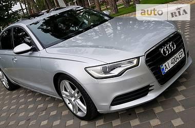 Audi A6 quatro 2015