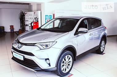 Toyota Rav 4 Hybrid 2.5 2018