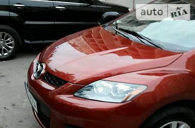 Mazda CX-7 Полный фул. Гбо 2007