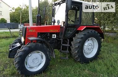 МТЗ 920  Беларус BELARUS 920.2 TURBO 2012