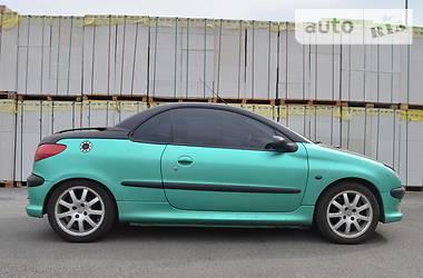 Peugeot 206 СС 2002