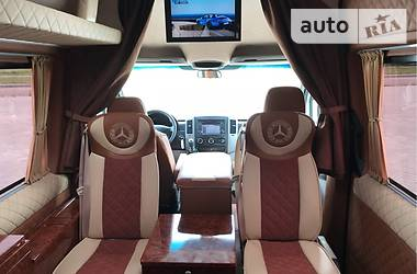 Mercedes-Benz Sprinter 313 пасс. VIP Tuning 2014