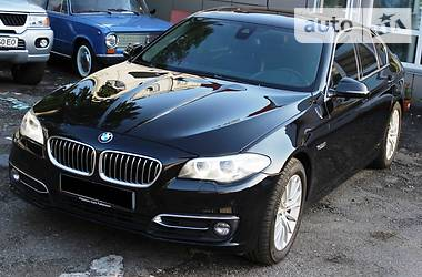 BMW 525 x-drive  2.0d 2014